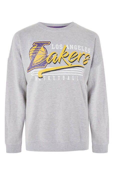 by unk los angeles lakers sweatshirt ロサンゼルス レイカーズ トレーナー ニット レディースファッション セーター トップス