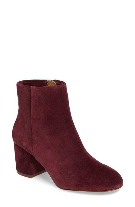 daniella block heel bootie ブロック ヒール レディース靴 靴 ブーティ