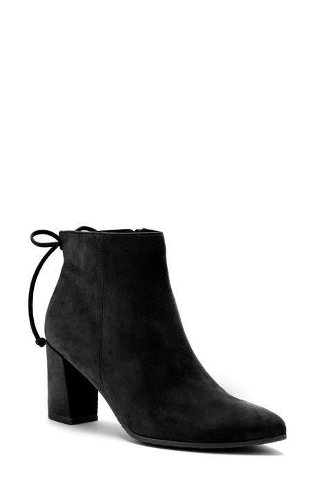 tiana waterproof pointy toe bootie ウォータープルーフ 防水 トー レディース靴 靴 ブーティ