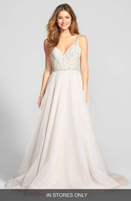 roxanne beaded bodice gown '' ビーズ ボディス ガウン ドレス レディースファッション