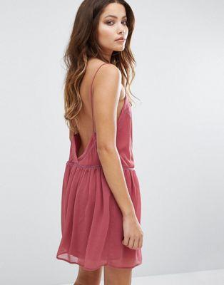 バッシュ ba&sh ba&sh low ロー back バック mini ミニ dress ドレス ワンピース レディースファッション