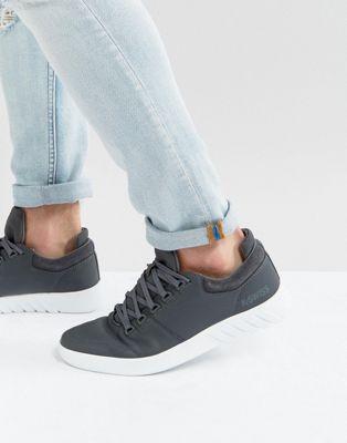 レザー ケースイス トレーナー ストーン イン kswiss aero leather trainers in stone メンズ靴 靴
