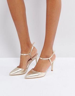 ヒール ロンドン レベル ミッド カウント london rebel mid height court heels レディース� �