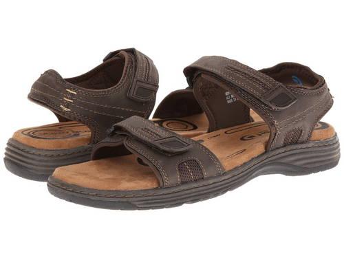 ノンブッシュ リーガン サンダル Nunn Bush Regan Two-Strap Sandal