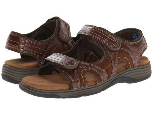 ノンブッシュ サンダル Nunn Bush Randall Two-Strap Sandal