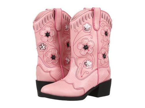 ローパーキッズ ウェスタン ライト カウボーイ ブーツ Roper Kids Western Lights Cowboy Boots (Toddler/Little Kid)