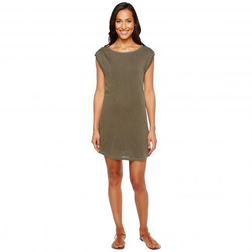 スプレンディッド スリーブレス ドレス ワンピース Splendid Rolled Sleeveless Dress