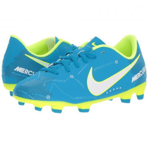 ナイキキッズ ヴォルテックス グラウンド サッカー クリート Nike Kids Mercurial Vortex III Neymar Firm Ground Soccer Cleat (Toddler/Little Kid/Big Kid)