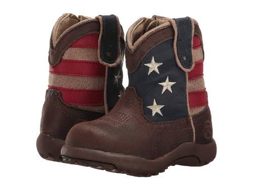 ローパーキッズ アメリカン パトリオット Roper Kids American Patriot (Infant/Toddler)
