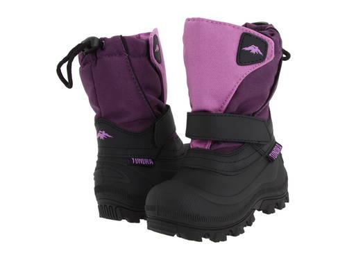 ツンドラブーツキッズ ワイド Tundra Boots Kids Quebec Wide (Toddler/Little Kid/Big Kid)