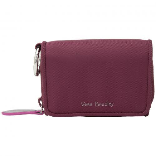 ヴェラブラッドリー カード ケース Vera Bradley Midtown RFID Card Case