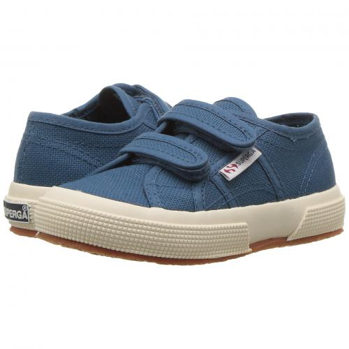 スペルガキッズ クラシック Superga Kids 2750 JVEL CLASSIC (Infant/Toddler/Little Kid/Big Kid)