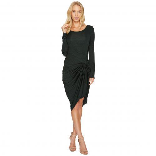 アドリアナパペル ニット スクープ ネック ニット ドレス ワンピース Adrianna Papell Jaspee Knit Scoop Neck Knit Dress