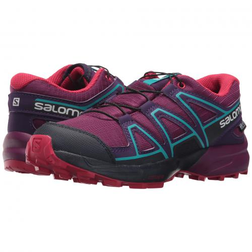 サロモンキッズ Salomon Kids Speedcross CSWP (Little Kid/Big Kid)
