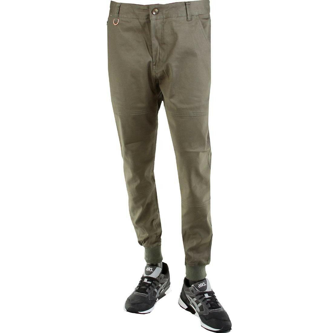 publish パブリッシュ legacy レガシー jogger ジョガー pants パンツ olive ユニセックスウエア レディースファッション