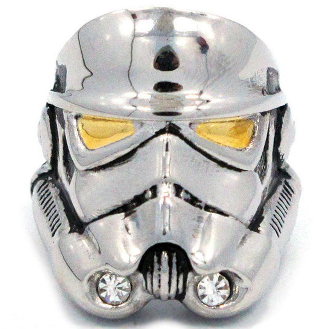 ウォーズ ハン ストームトゥルーパー リング スター han cholo x star wars stormtrooper ring silver 指輪 ジュエリー 男女兼用アクセサリー アクセサリー