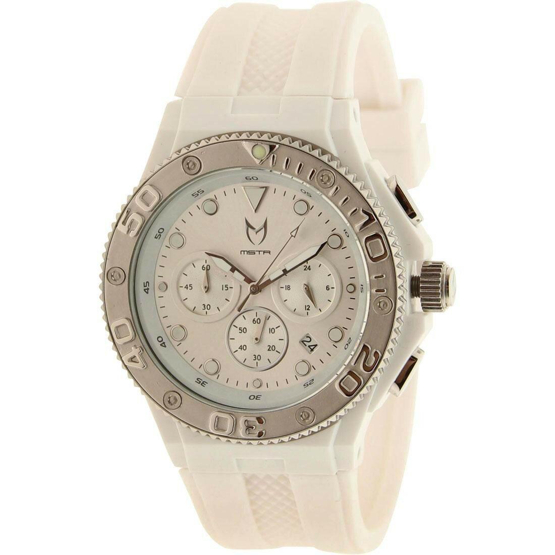 ベース bass meister ambassador アンバサダー plastic プラスチック mk2 watch ウォッチ 時計 white 男女兼用腕時計 腕時計