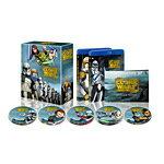【送料無料】スター・ウォーズ:クローン・ウォーズ シーズン1-5 コンプリート・セット/アニメーション[Blu-ray]【返品種別A】