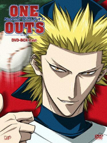 【送料無料】[枚数限定]ONE OUTS-ワンナウツ- DVD-BOX Last/アニメーション[DVD]【返品種別A】