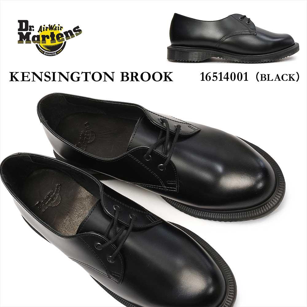 【あす楽】ドクターマーチン Dr.Martens BROOK ブルック レディースシューズ 16514001 KENSINGTON BROOK 2EYE SHOE