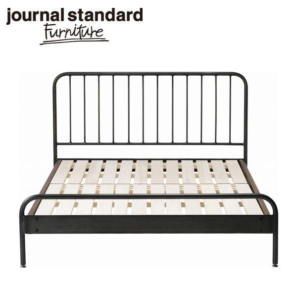 journal standard Furniture ジャーナルスタンダードファニチャー SENS BED SEMI DOUBLE サンク ベッドフレーム セミダブルサイズ 127×200cm B00JN5A14S【ポイント10倍】