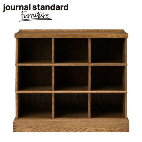 journal standard Furniture ジャーナルスタンダードファニチャー BOND KITCHEN COUNTER ボンド キッチンカウンター ライトブラウン オープンシェルフ ドロワーキャビネット【ポイント10倍】