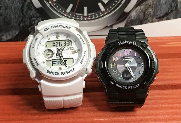 恋人たちのGショック ペア G-SHOCK BABY-G ペアウォッチ ペア腕時計 カシオ 2本セット gショック ベビーg  G-300LV-7AJF BGA-1110GR-1BJF