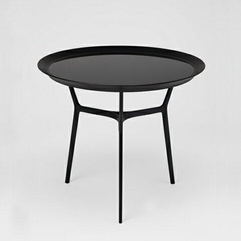KANAYA  カナヤ | トレイテーブル HK+02 スタンダードタイプ ブラック/ホワイト
