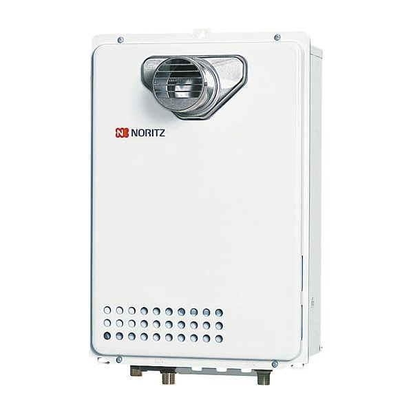 【送料無料】 [GQ-1637WS-C-BL]【リモコンは別途購入ください】 ノーリツ ガス給湯器 ユコアGQ-WSシリーズ 16号 給湯専用 給湯器【給湯専用】