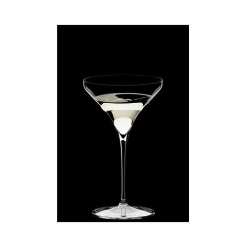 [850]【メーカー直送のため代引不可】  リーデル ワイン ワイングラス  ヴィティス マティーニ 403/17 (約)高さ193 2脚 245cc 【送料無料】