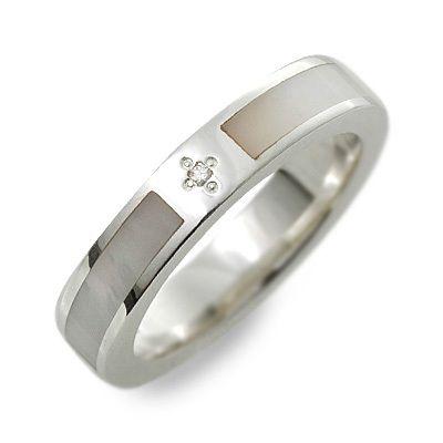 AQUA SILVER アクアシルバー シルバー リング 指輪 ダイヤモンド ホワイト 20代 30代 楽ギフ_包装 smtb-m
