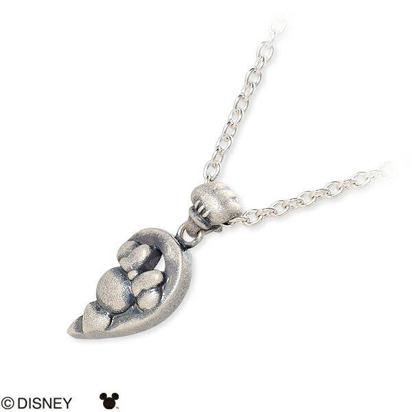 ディズニー Disney white clover ホワイトクローバー シルバー ネックレス ホワイト 20代 30代 人気 ブランド 楽ギフ_包装 smtb-m disney zone