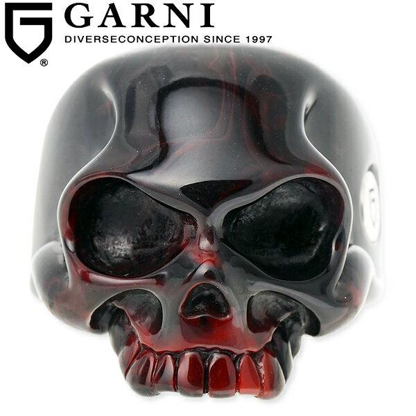 GARNI ガルニ リング 指輪 レッド 20代 30代 彼氏 メンズ 人気 ブランド 楽ギフ_包装 smtb-m