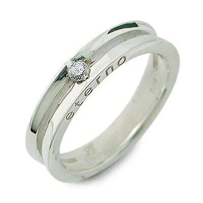 LA PUREZZA ラ・プレッツァ シルバー リング 指輪 ダイヤモンド ホワイト 20代 30代 楽ギフ_包装 smtb-m