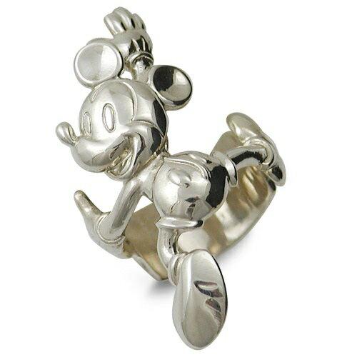 ディズニー Disney Disney Accessory ディズニーアクセサリー シルバー リング 指輪 ホワイト 20代 30代 彼女 レディース 楽ギフ_包装 smtb-m disney zone