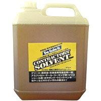 【ドーイチ】コントラクターズ 業務用 1ガロン【剥離剤】【油汚れ】【オレンジソル社】