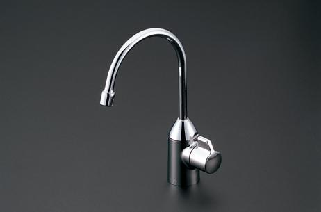 TOTO TK301AS 元止め式台付シングル混合水栓(ビルトイン形)