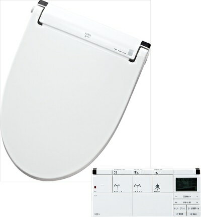 【送料無料】LIXIL(INAX) CW-EA11QB 平付・隅付タンク式用  グレード EA11  フルオート/リモコン便器洗浄付 シャワートイレ パッソシリーズ
