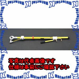 【代引不可】ESCO(エスコ) 25mm/2.4m ケーブルカッター(絶縁ラチェット式) EA640-2