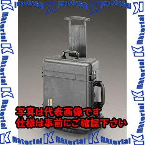 【代引不可】ESCO(エスコ) 392x229x517mm/内寸 万能防水ケース(黒) EA657-156M