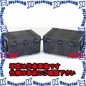【代引不可】ESCO(エスコ) 703x533x394mm/内寸 防水ケース(黒/ウレタン無) EA657-163NF
