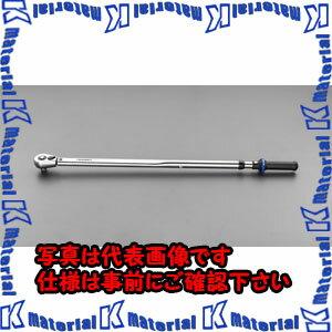 【代引不可】ESCO(エスコ) 150-750 N.m 3/4sq トルクレンチ(ラチェット式) EA723TA-8