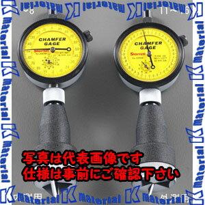 【代引不可】ESCO(エスコ) 4.7-25.0mm/0-90゚  外側面取りゲージ EA725AA-12