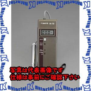 【代引不可】ESCO(エスコ) 風速・温度計 EA743SA