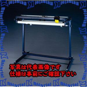 【代引不可】ESCO(エスコ) 1370x830x1250mm/1060mm シートカッター(カウンター付) EA762EB-115