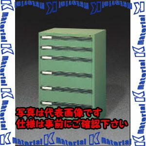 【P】【代引不可】ESCO(エスコ) 580x450x 900mm/ 6段 ツールキャビネット EA955AE-1
