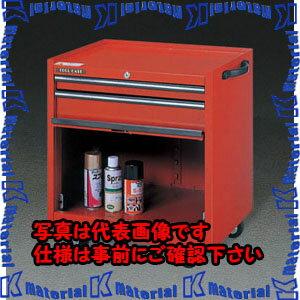 【P】【代引不可】ESCO(エスコ) 580x450x650mm/ 3段 ツールワゴン EA957D-1