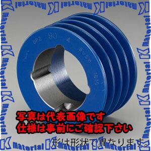 【代引不可】ESCO(エスコ) 400mm [4本構] Vプーリー(SPプーリー/50Y) EA968A-218