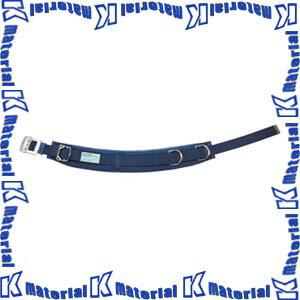 【P】ジェフコム DENSAN 腰回り品・安全保護具 柱上安全帯用ベルト カーブタイプ ブルー DB-R96DS-B