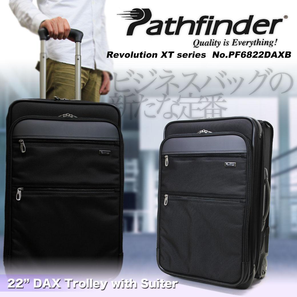スーツケース メンズ キャリーケース Pathfinder パスファインダー Revolution XT レボリューションXT キャリーバッグ 旅行 出張 ナイロン TSAロック 2輪 バッグ メンズバッグ ブランド プレゼント ランキング ギフト